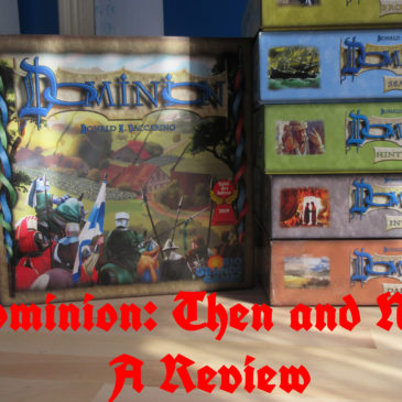 Dominion: Then & Now
