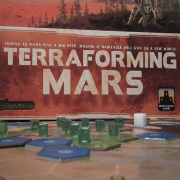 5 Things I think you should know about Terraforming Mars