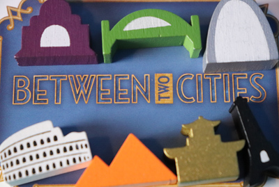 Between Two Cities: Review