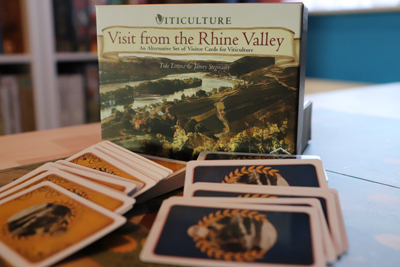 Viticulture: Visit from the Rhine Valley Mini Review
