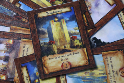 Acolyte's Corner – Board Games for New Players: Castles of Caleira