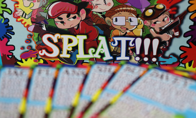 No One Expects: SPLAT!!! Kickstarter Preview