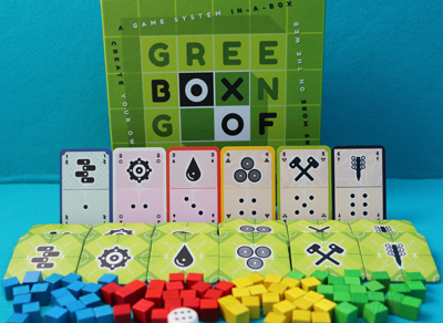 Many Things You Need To Know About The Green Box of Games