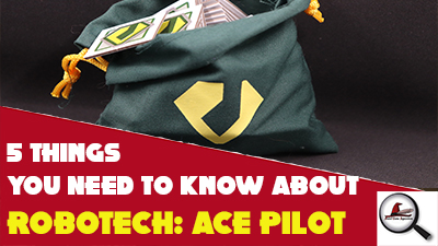 5 Things You Need To Know About Robotech: Ace Pilot