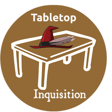 Tabletop Inquisition – Episode 7: An Interview with Paul Grogan of Gaming Rules!