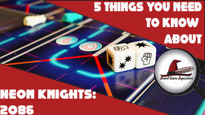 5 Things You Need To Know About Neon Knights: 2086