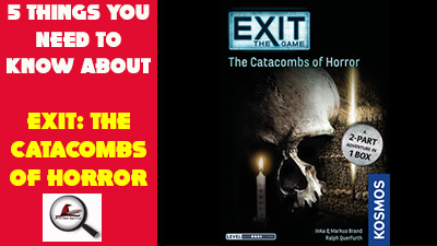 5 Things You Need To Know About Exit: The Catacombs of Horror *Spoiler Free*