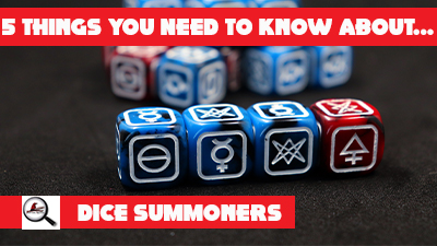 5 Things You Need To Know About Dice Summoners