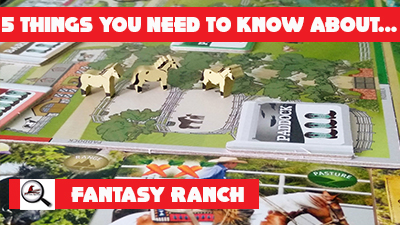 5 Things You Need To Know About Fantasy Ranch