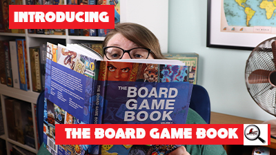 Introducing: The Board Game Book