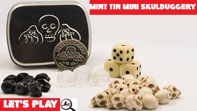 Let's Play: Mint Tin Mini Skulduggery