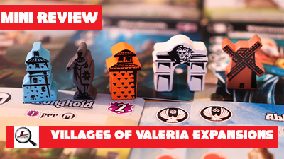 Villages of Valeria Expansions Review  (Monuments, Events, Guild Halls, Landmarks & Architects)