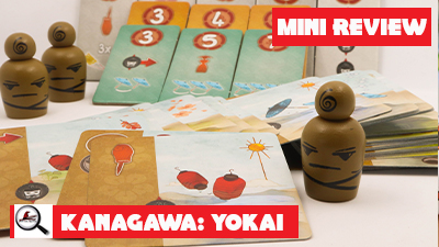 Kanagawa: Yokai Expansion Review
