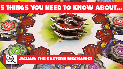 5 Things You Need To Know About Jiguan: The Eastern Mechanist