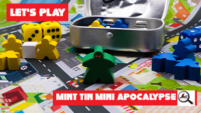Let's Play: Mint Tin Mini Apocalypse