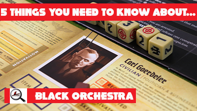 5 Things You Need To Know About Black Orchestra