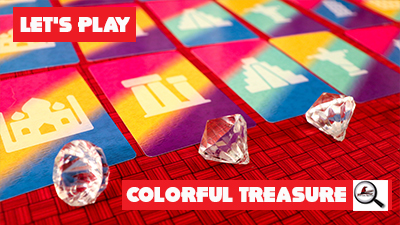 Let's Play: Colorful Treasure