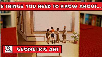 5 Things You Need To Know About Geometric Art