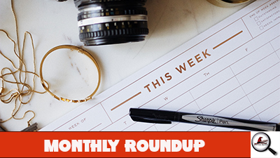 Monthly Roundup Feb 2020