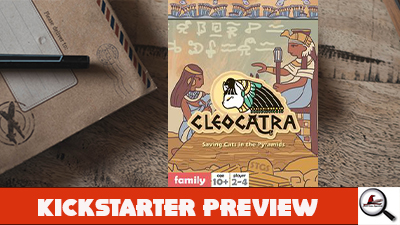 Cleocatra Kickstarter Preview