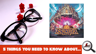 5 Things You Need To Know About Sorcerer City
