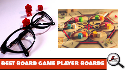 The Best Board Game Player Boards