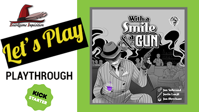 Let's Play: With a Smile & a Gun (Playthrough)