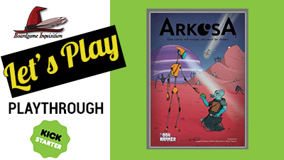 Let's Play Arkosa – Playthrough