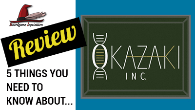 5 Things You Need To Know About Okazaki Inc.